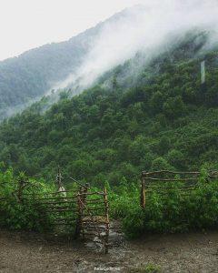 охота на кавказских горах